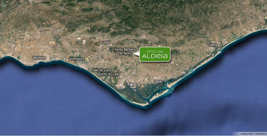 Algarve Land For Sale With Approved Project Of 16 Apartments Portugal